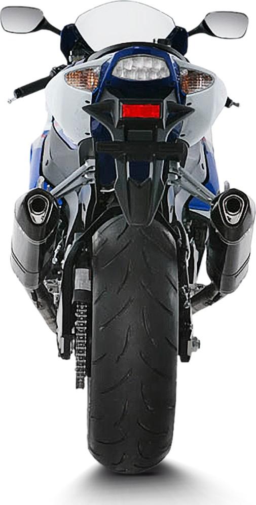 【AKRAPOVIC】e1型雙直管式排氣管尾段 - 「Webike-摩托百貨」