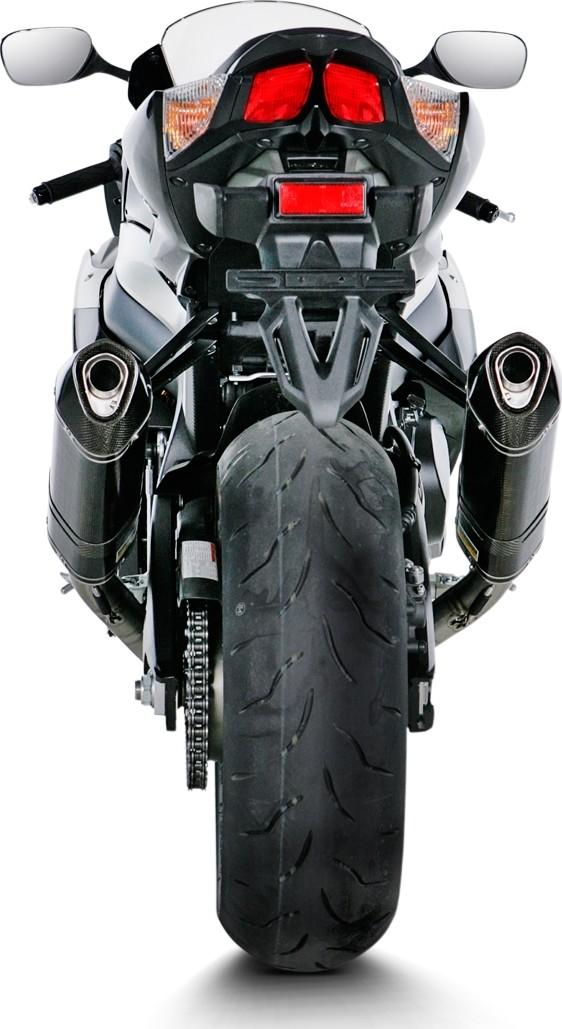 【AKRAPOVIC】e1型排氣管尾段 - 「Webike-摩托百貨」