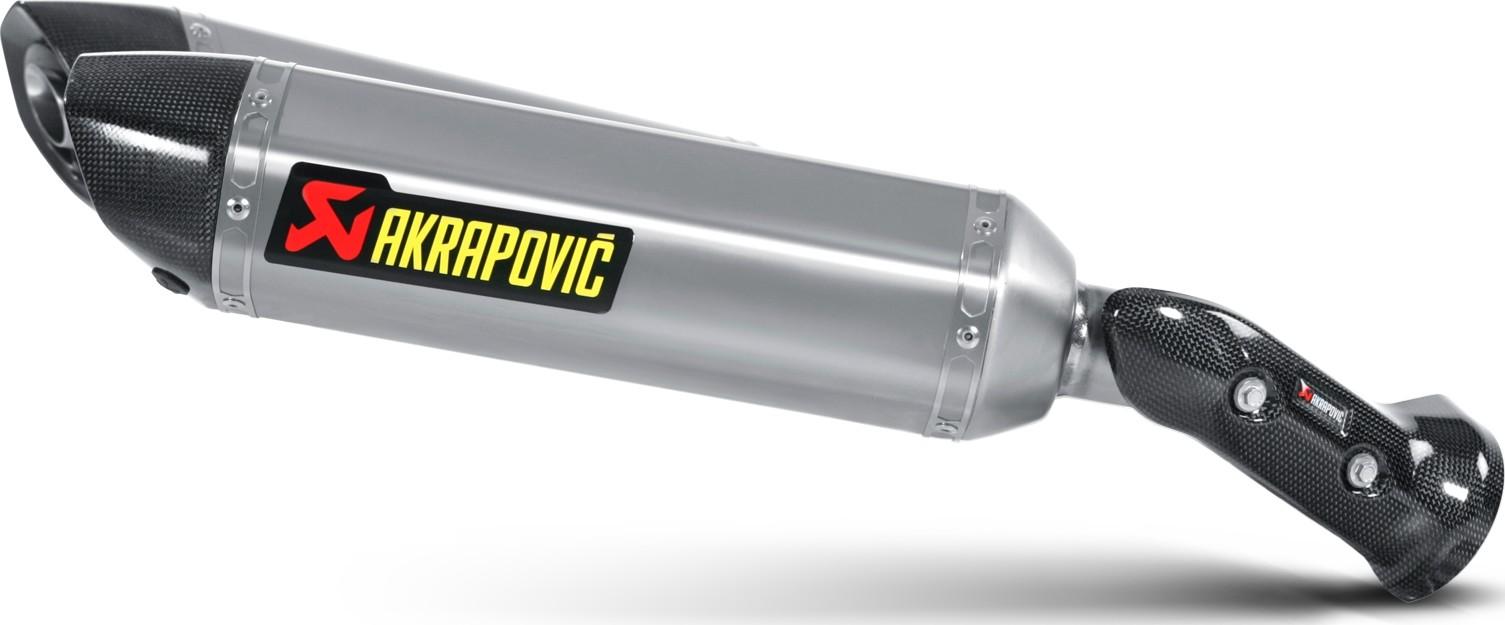 【AKRAPOVIC】排氣管尾段 - 「Webike-摩托百貨」