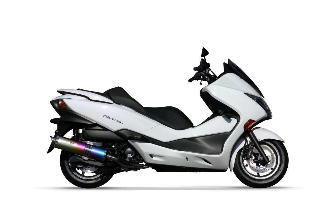【MORIWAKI】ZERO 3S 全段排氣管【鈦陽極處理】 - 「Webike-摩托百貨」