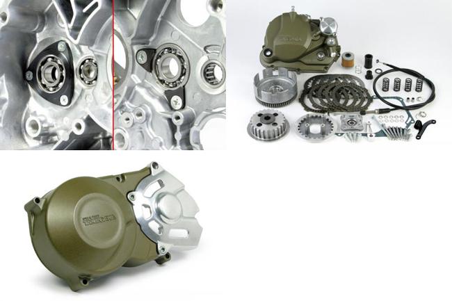 【SP武川】SCUT 138cc用曲軸箱套件 - 「Webike-摩托百貨」