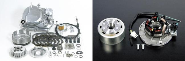 【SP武川】DOHC4V+D 完整引擎(Secondary式腳踩啟動系統)(標準仕様) - 「Webike-摩托百貨」