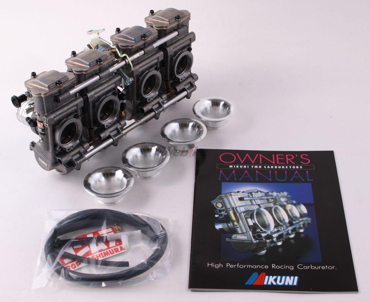 【YOSHIMURA】MikuniTMR32化油器組 - 「Webike-摩托百貨」