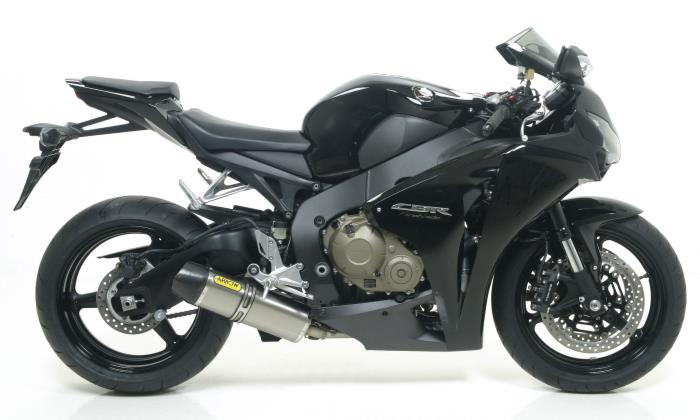 【ARROW】碳纖維尾蓋排氣管尾段 - 「Webike-摩托百貨」