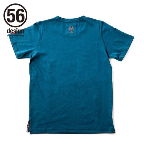 56design 56デザイン:silhouette T [シルエットTシャツ]