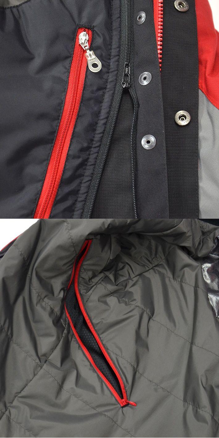 【RS TAICHI】DRYMASTER  全季節型騎士夾克 - 「Webike-摩托百貨」