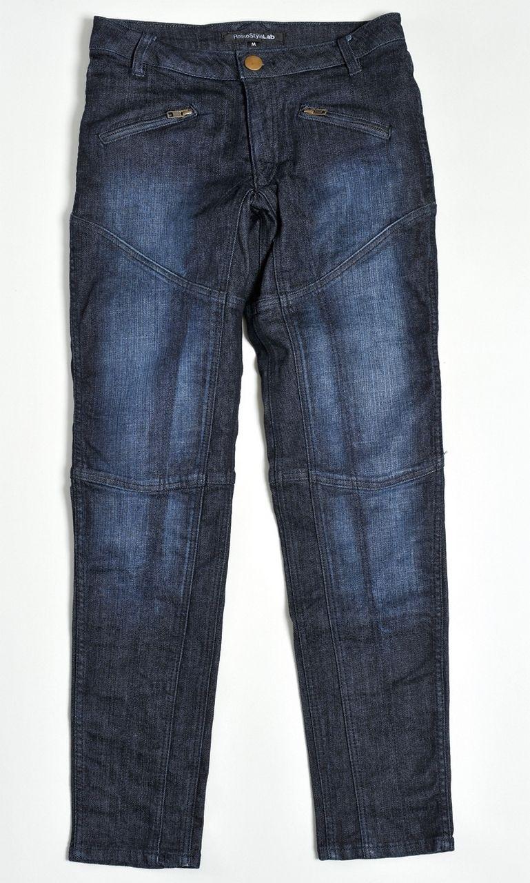 【Rosso StyleLab】舒適彈力丹寧牛仔直筒褲 - 「Webike-摩托百貨」