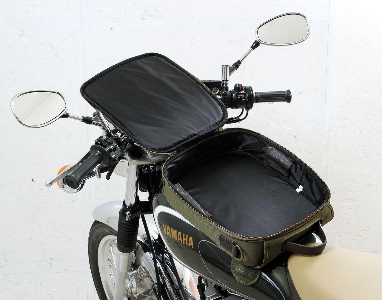 【Rosso StyleLab】軍用中型油箱包 - 「Webike-摩托百貨」