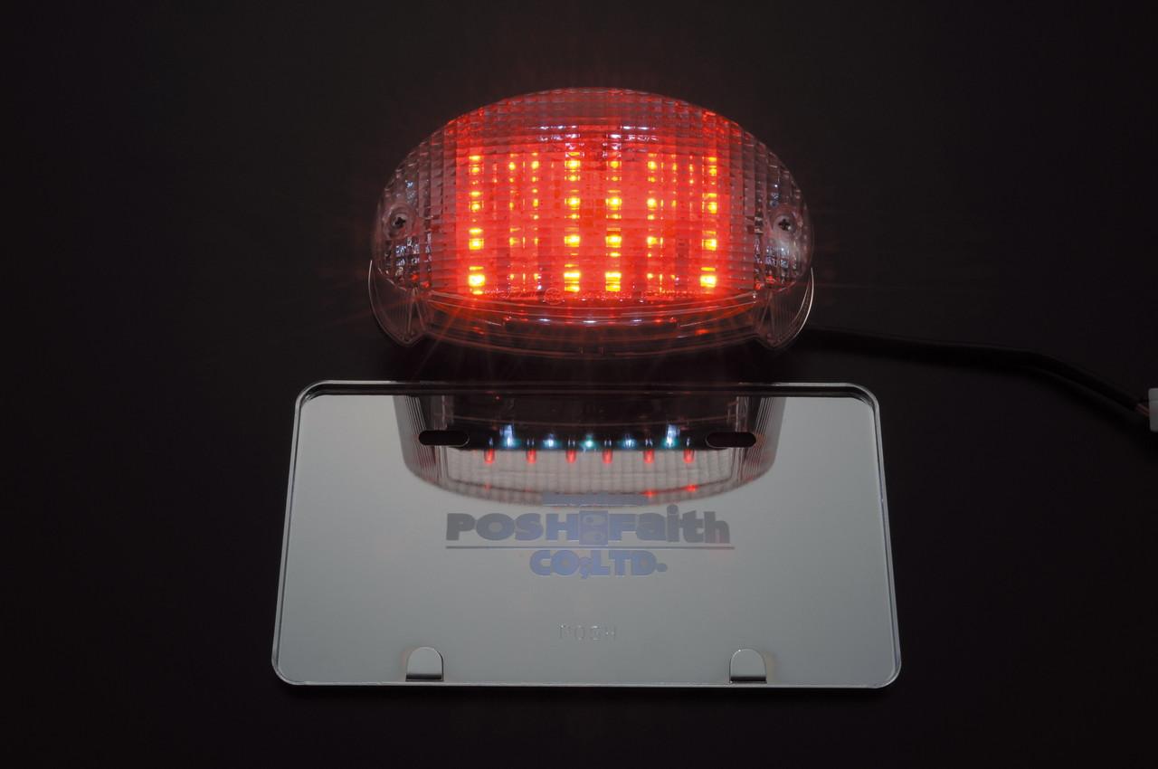【POSH】LED尾燈組 - 「Webike-摩托百貨」