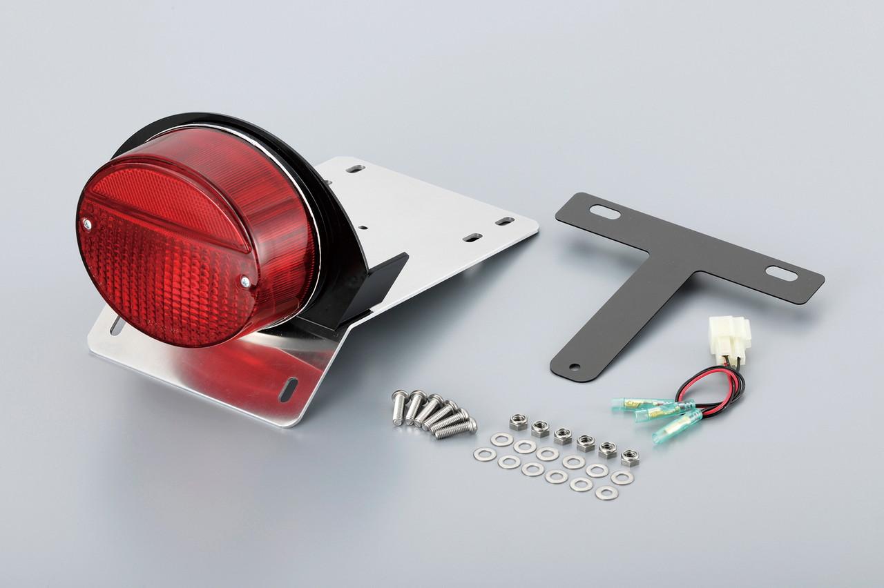 【POSH】ZII型式尾燈後土除套件 - 「Webike-摩托百貨」