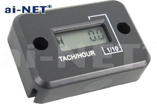 デジタルタコメーター/アワーメーター 電気式 防水