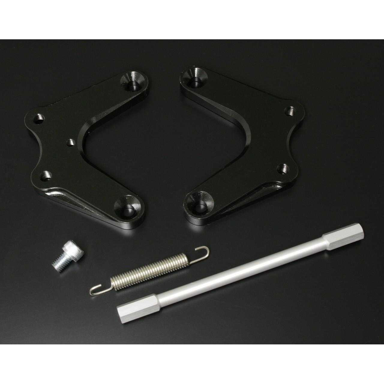 【G-Craft】腳踏後移套件專用位置改變固定板 - 「Webike-摩托百貨」