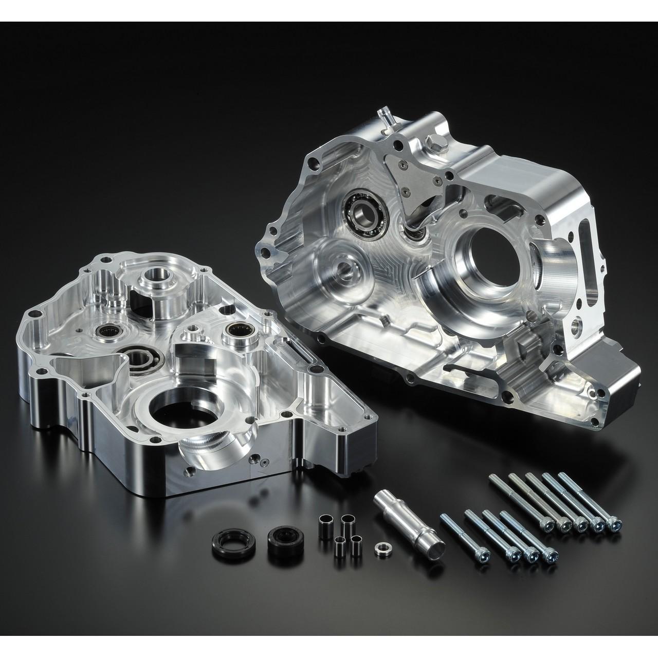 【G-Craft】切削加工製造曲軸箱 - 「Webike-摩托百貨」