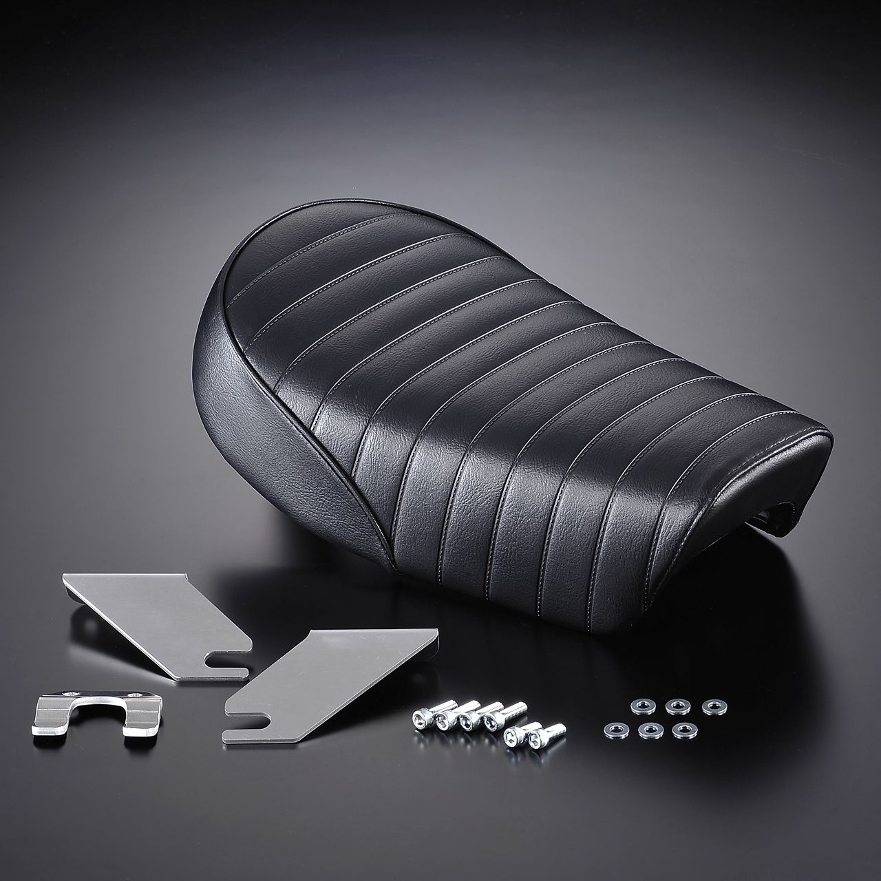 【G-Craft】Custom 坐墊 Flat Tuck Roll Type - 「Webike-摩托百貨」