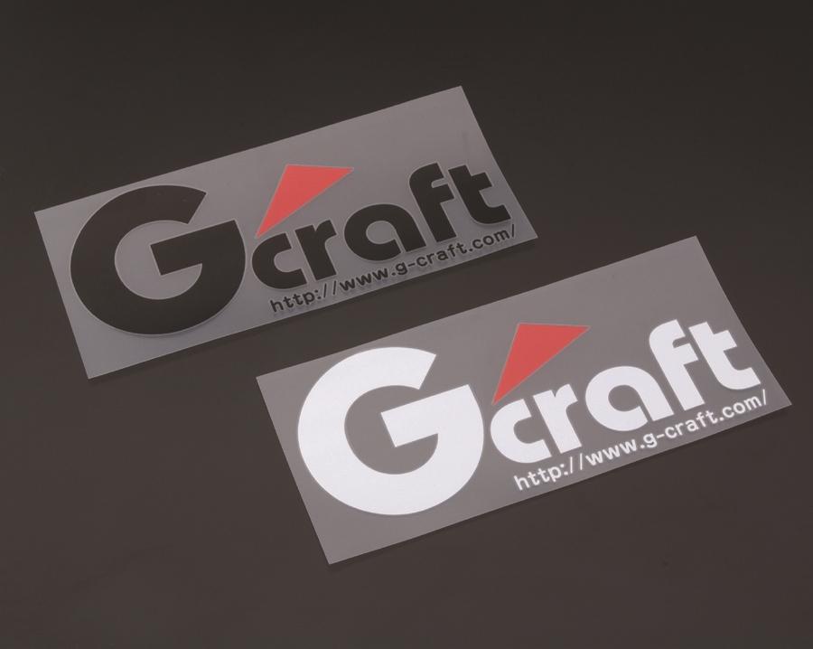 【G-Craft】G-craft貼紙 - 「Webike-摩托百貨」