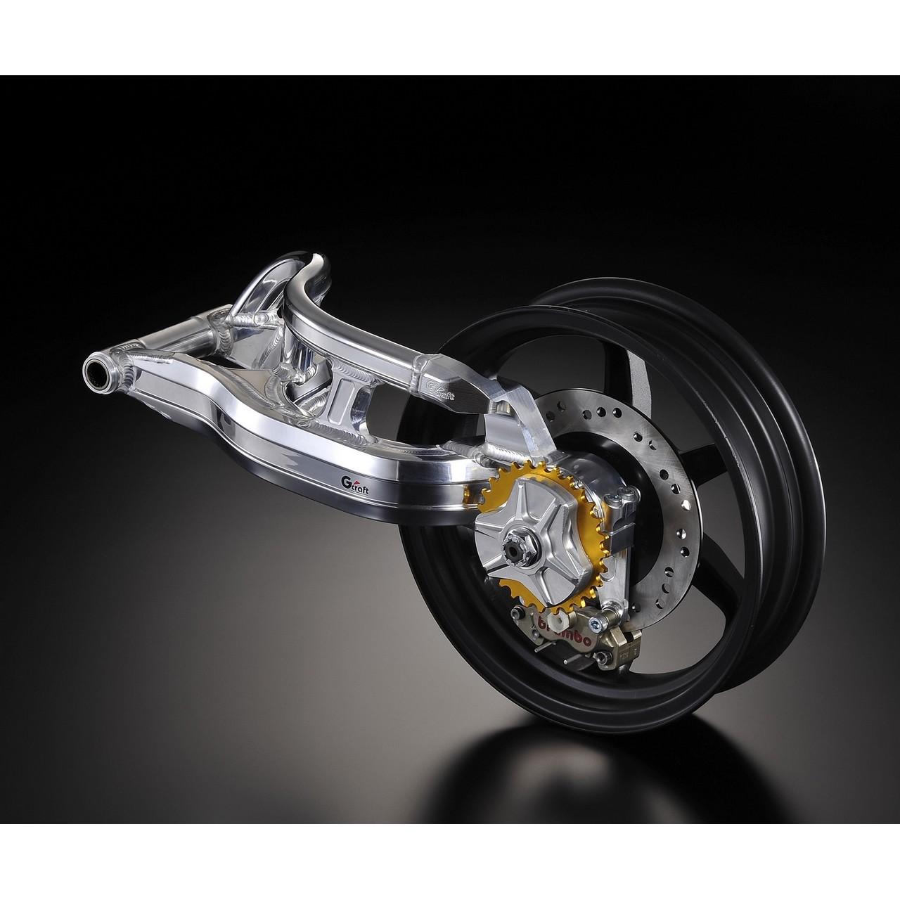 【G-Craft】XR50/100用單邊型後搖臂 - 「Webike-摩托百貨」