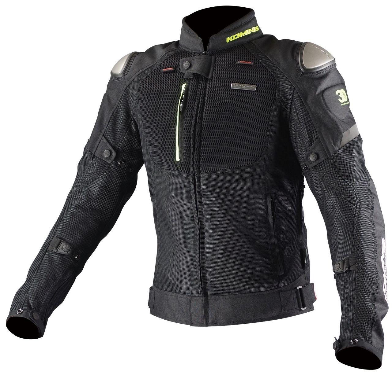 JK-091 Titanium Mesh Jacket 3D
