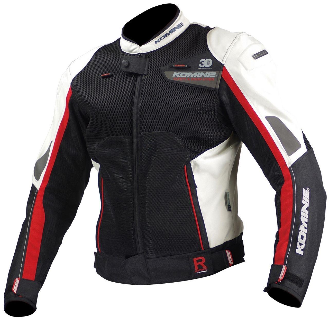JK-092 R Spec Sports Mesh Jacket Lombardo