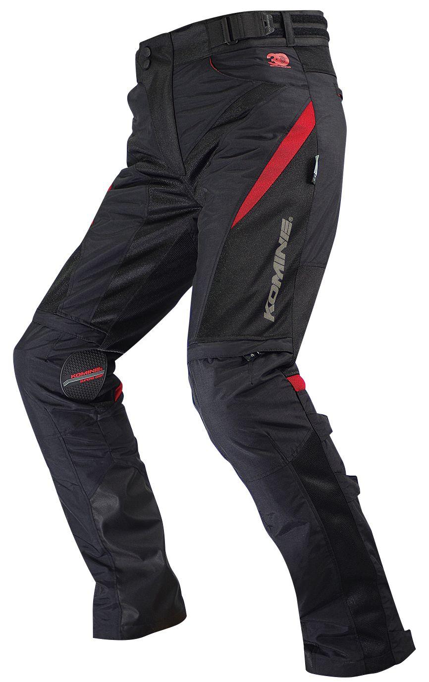 PK-729 Protect Riding Mesh Pants 3D