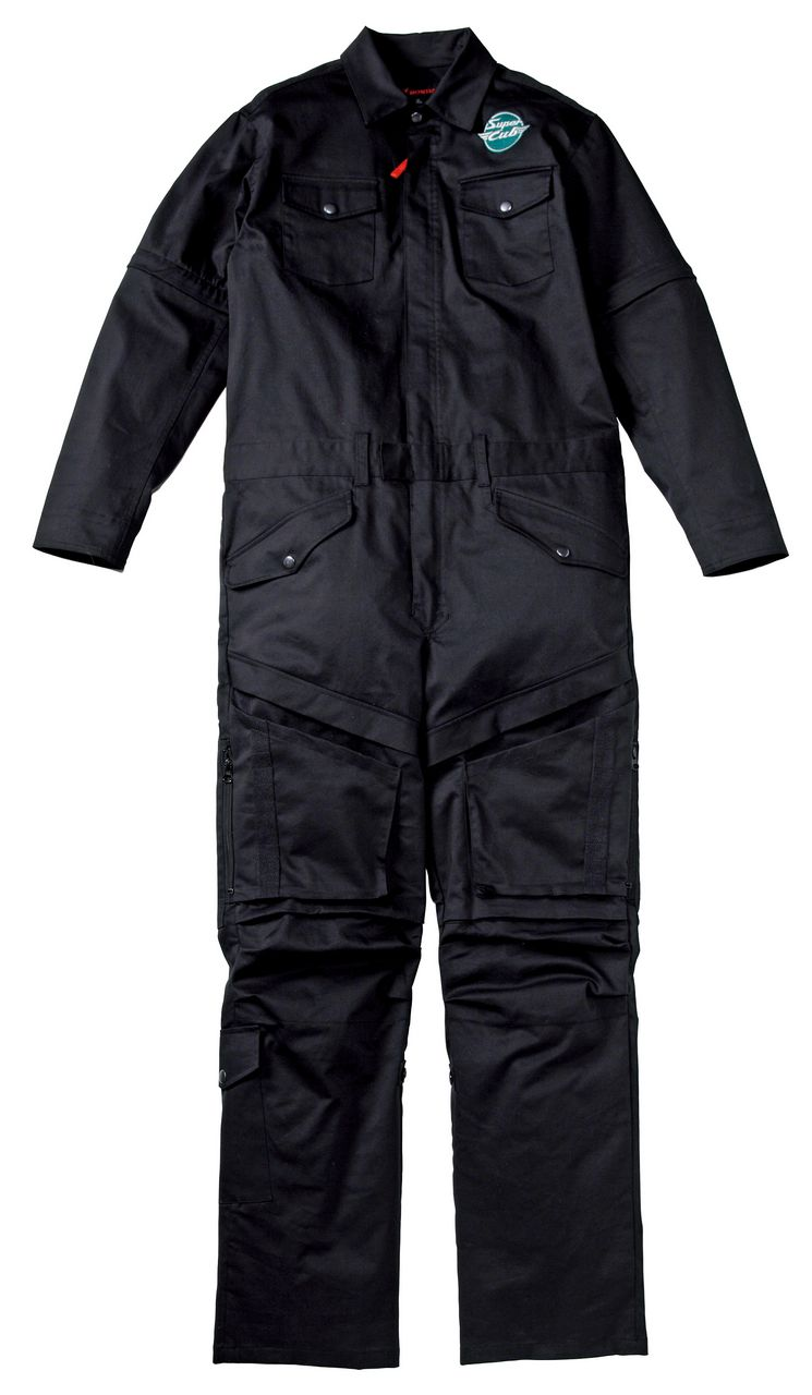 [HONDA x SHINICHIRO ARAKAWA] Cub Work Suit