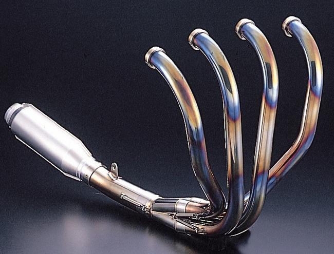 【PMC】TYPE-S 不銹鋼排氣管 (短型) - 「Webike-摩托百貨」