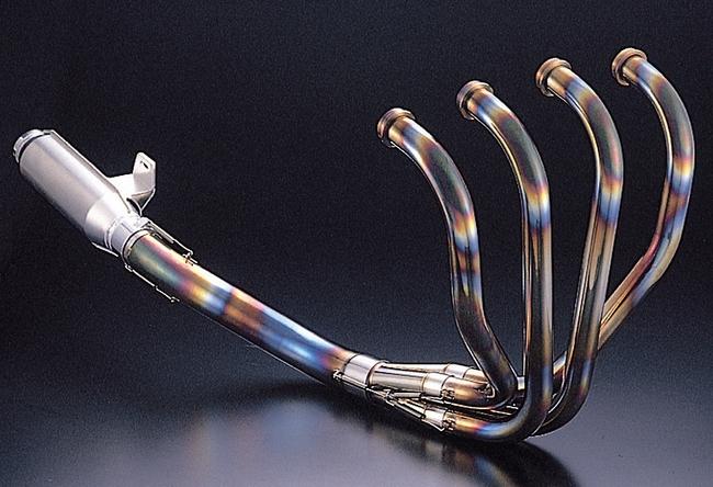 【PMC】TYPE-S 不銹鋼排氣管 (長型) - 「Webike-摩托百貨」