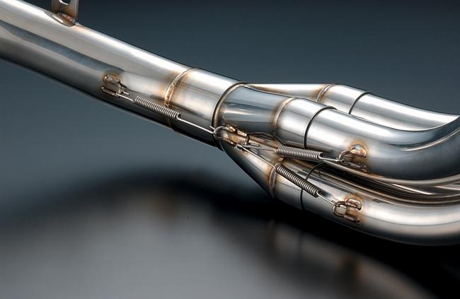 【PMC】TYPE-S 不銹鋼排氣管 - 「Webike-摩托百貨」