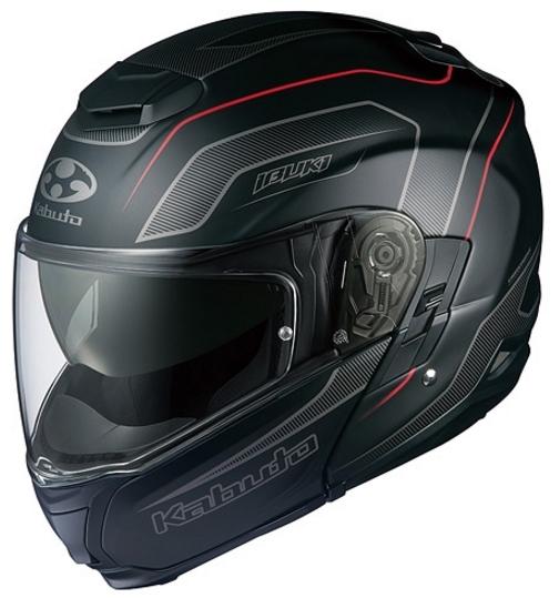 IBUKI ENVOY [Flat Black/Red] Helmet