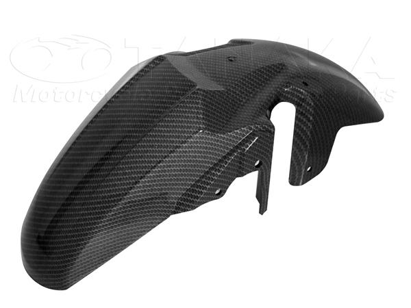【田中商會】ZOOMER-X用 印刷碳纖維  前土除 - 「Webike-摩托百貨」