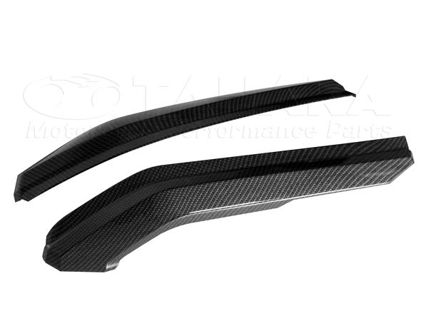 【田中商會】ZOOMER-X用 印刷碳纖維 坐墊側蓋組 - 「Webike-摩托百貨」