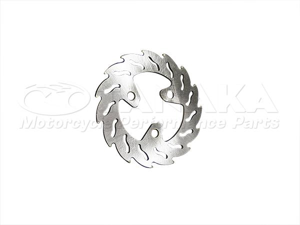 【田中商會】Φ26 前叉 碟式煞車改裝用 浪花煞車碟盤 - 「Webike-摩托百貨」