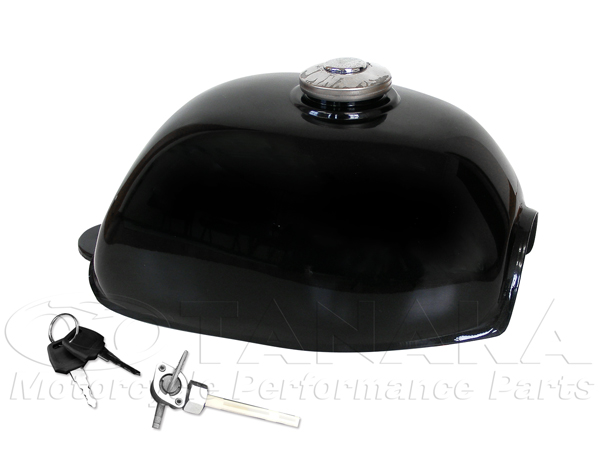 【田中商會】New Type 交換用油箱 (黑色) - 「Webike-摩托百貨」