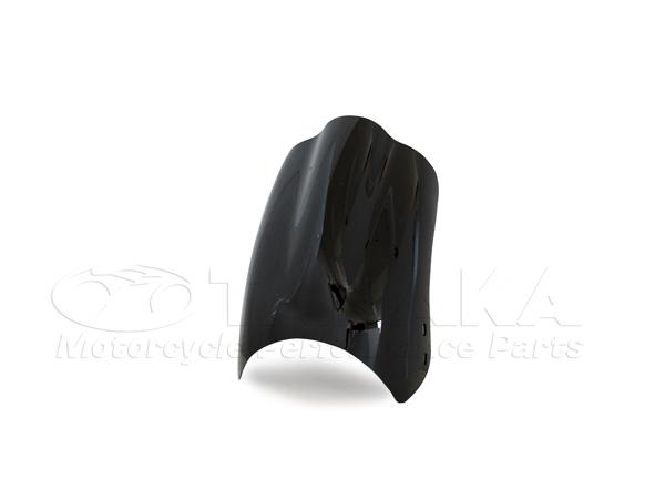 【田中商會】短頭燈整流罩 (黑色) - 「Webike-摩托百貨」