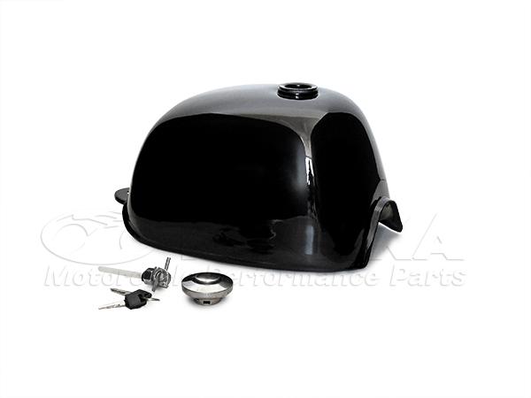 【田中商會】GORILLA用 黑色油箱 - 「Webike-摩托百貨」