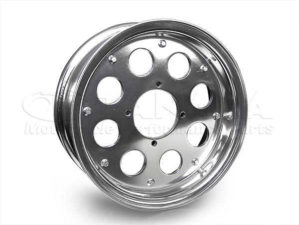 【田中商會】MONKEY用 10吋 鋁合金輪框 - 「Webike-摩托百貨」