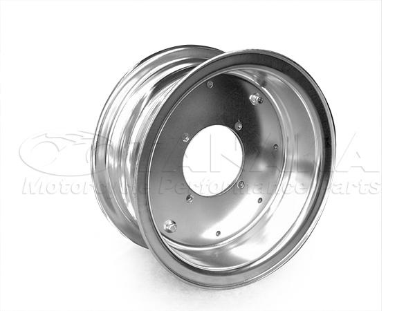 【田中商會】MONKEY用 8吋 鋁合金輪框 無孔 - 「Webike-摩托百貨」