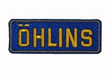 【OHLINS】OHLINS 臂章 - 「Webike-摩托百貨」