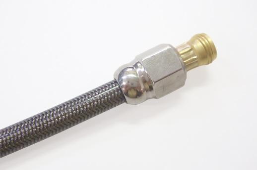 【ALCAN hands】Venus line 煞車油管 透明網狀包覆型油管/不銹鋼 - 「Webike-摩托百貨」
