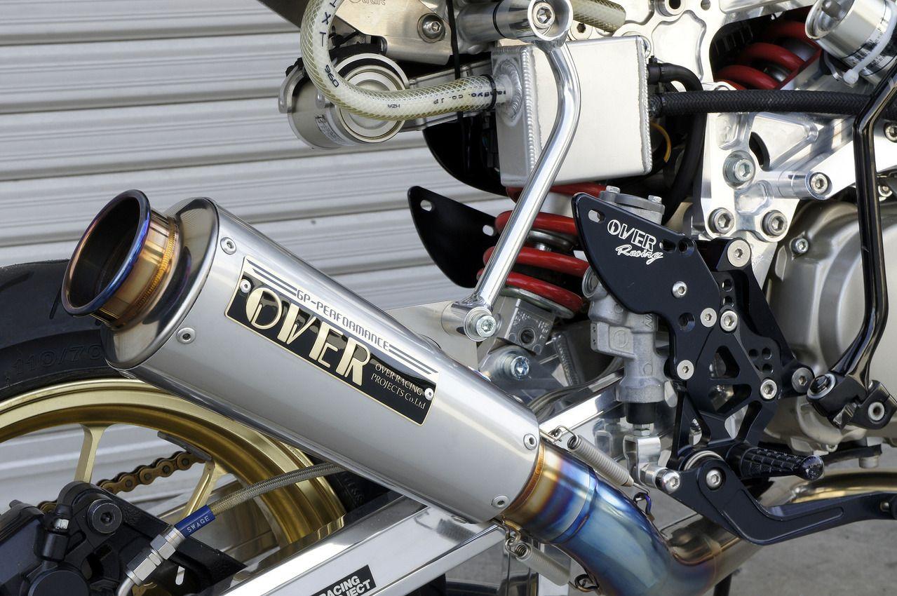 【OVER】GP-PERFORMANCE 全鈦合金 RS-R排氣管 - 「Webike-摩托百貨」