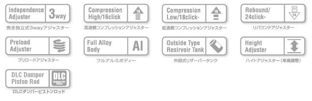 【NITRON】雙後避震器 STEALTH TWIN R3系列 - 「Webike-摩托百貨」