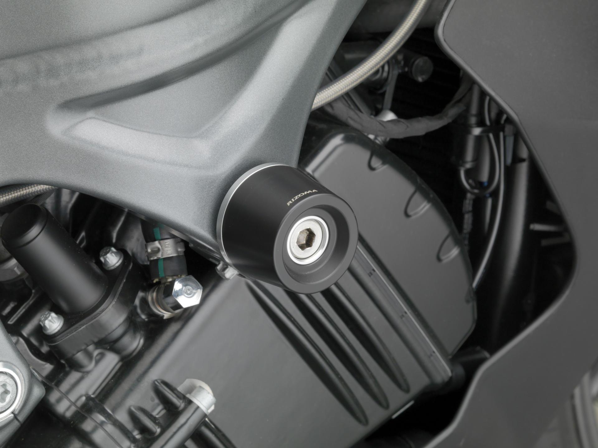 【RIZOMA】引擎保護滑塊 (B-PRO) - 「Webike-摩托百貨」