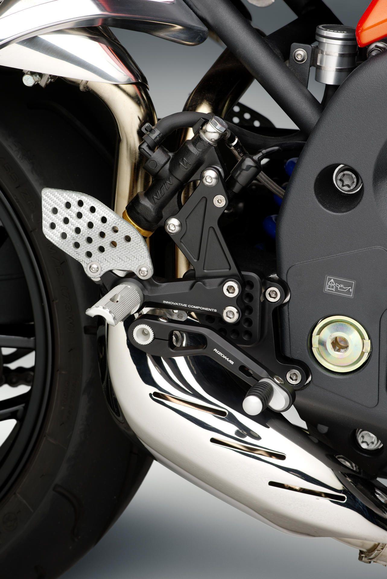 【RIZOMA】腳踏後移套件 - 「Webike-摩托百貨」