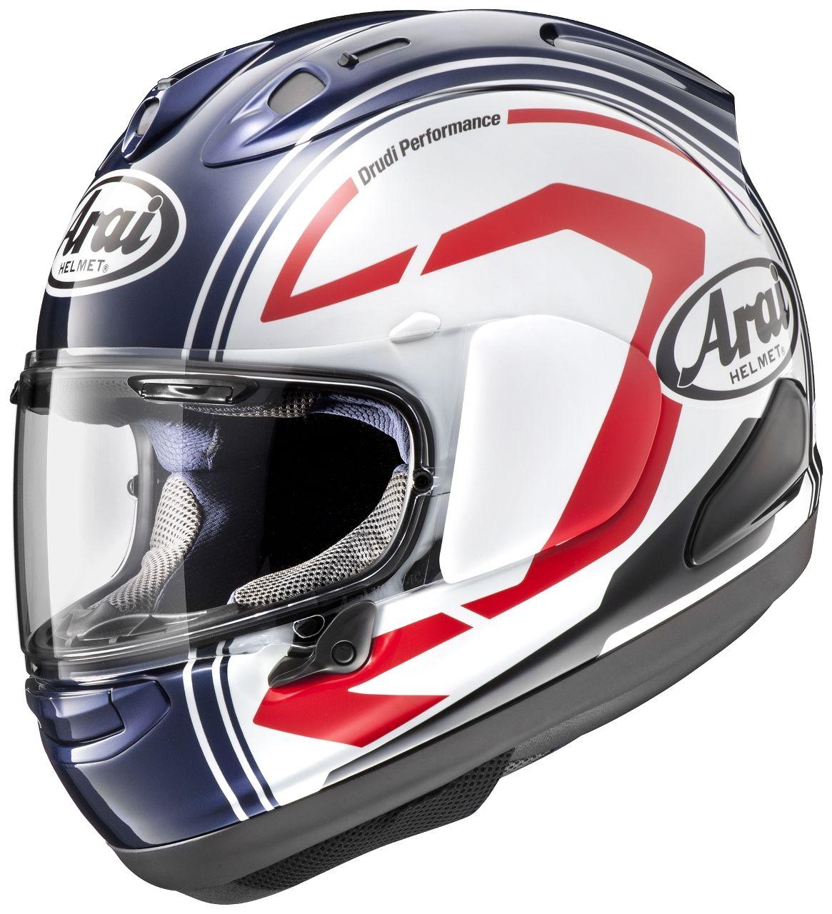 RX-7X STATEMENT 白色 全罩式安全帽