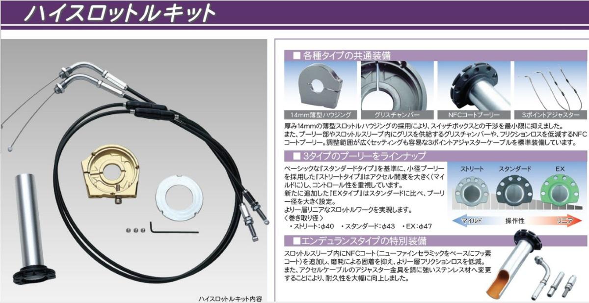 【antlion】快速油門組 EX Endurance - 「Webike-摩托百貨」