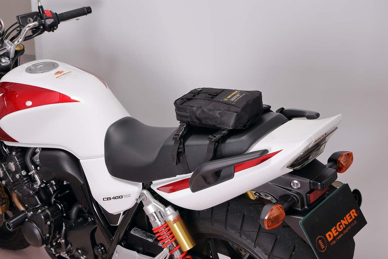 【DEGNER】坐墊包 - 「Webike-摩托百貨」