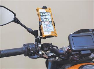 【KOHKEN】Flex 手機支架 單支臂 - 「Webike-摩托百貨」