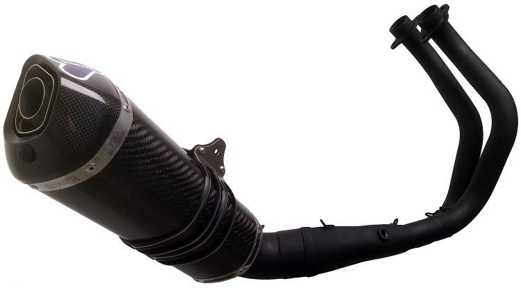 【TERMIGNONI】2×1  全段排氣管 - 「Webike-摩托百貨」