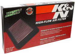 【K&N】KA-6005 可更換型空氣濾芯 - 「Webike-摩托百貨」