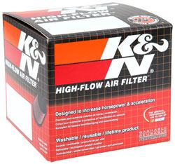 【K&N】RC-1250 通用型空氣濾芯 (圓錐形) - 「Webike-摩托百貨」