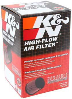【K&N】RC-2810 通用型空氣濾芯 (橢圓形錐狀) - 「Webike-摩托百貨」